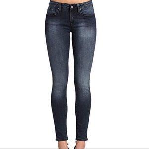 Mavi Alexa Skinny Mid Rise Jeans